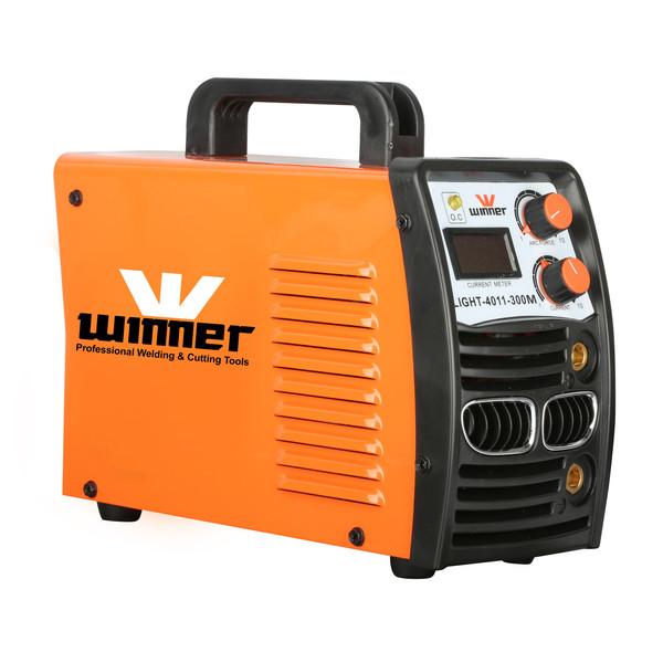 دستگاه جوش 300 آمپر وینر مدل LIGHT 4011 - 300M