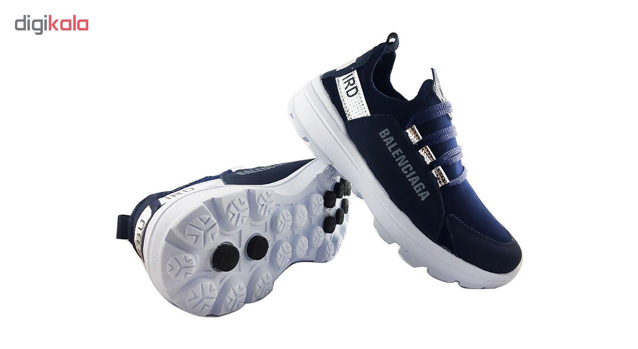 کفش ورزشی زنانه نسیم مدل بالی کد SH26