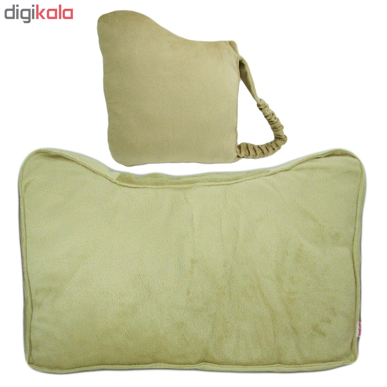 بالش شیردهی تیک مک مدل Baby Pillow main 1 6