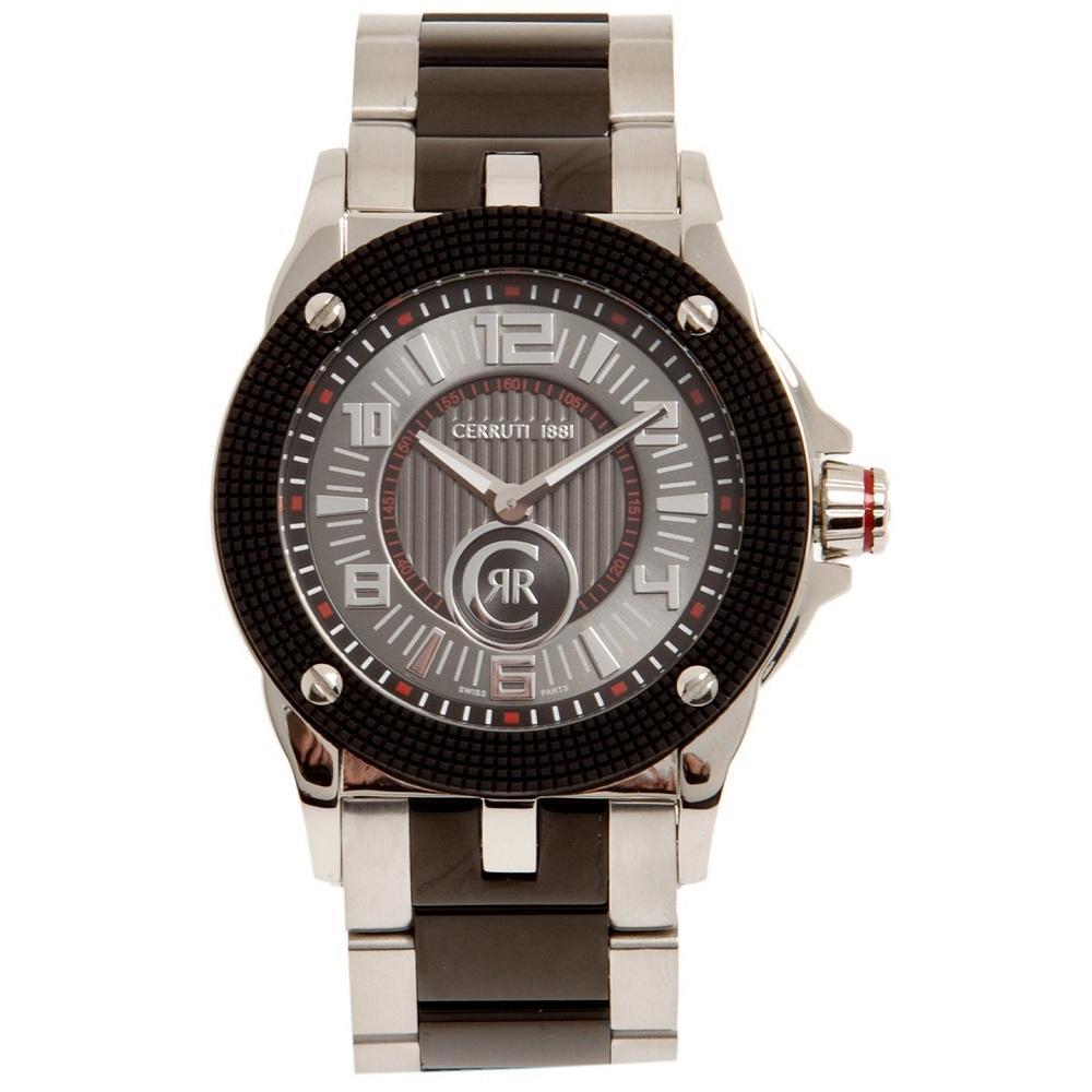 ساعت مچی عقربه ای مردانه چروتی مدل cra018a211a 1