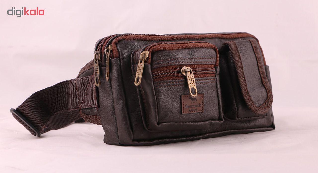 کیف کمری مردانه مدل PR-03