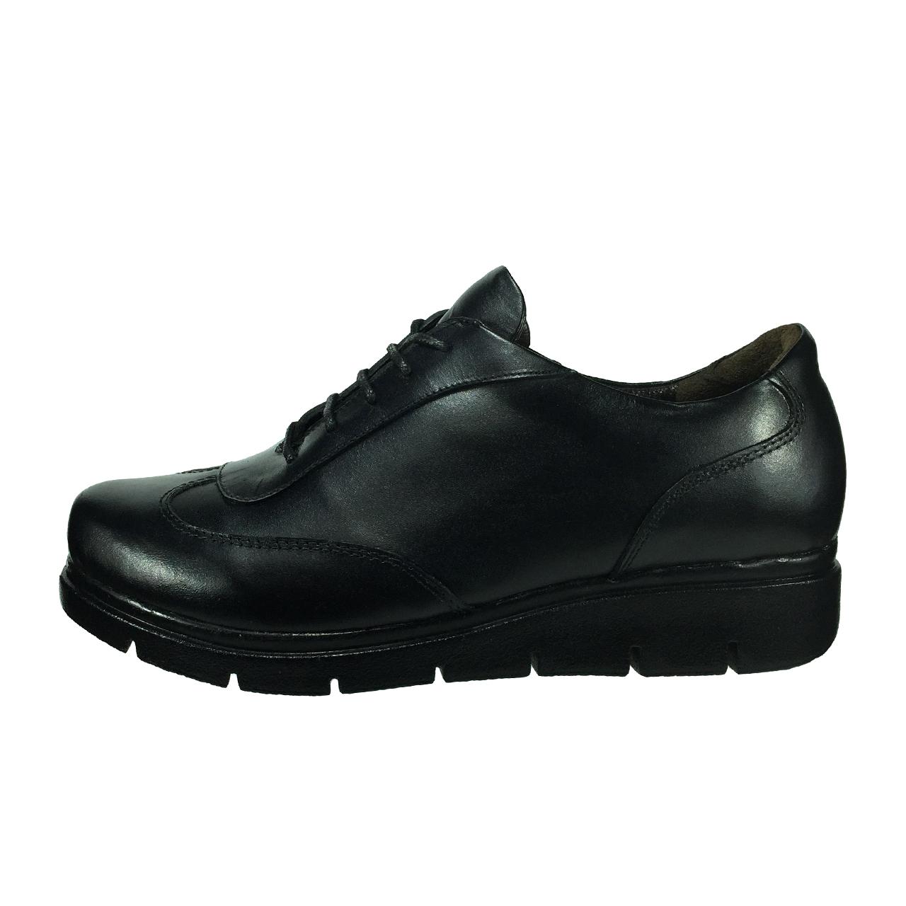 کفش طبی زنانه پاریس جامه کد B60 رنگ مشکی