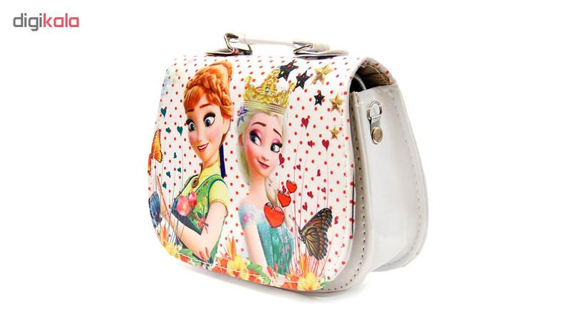 کیف دخترانه طرح السا آنا کد 283