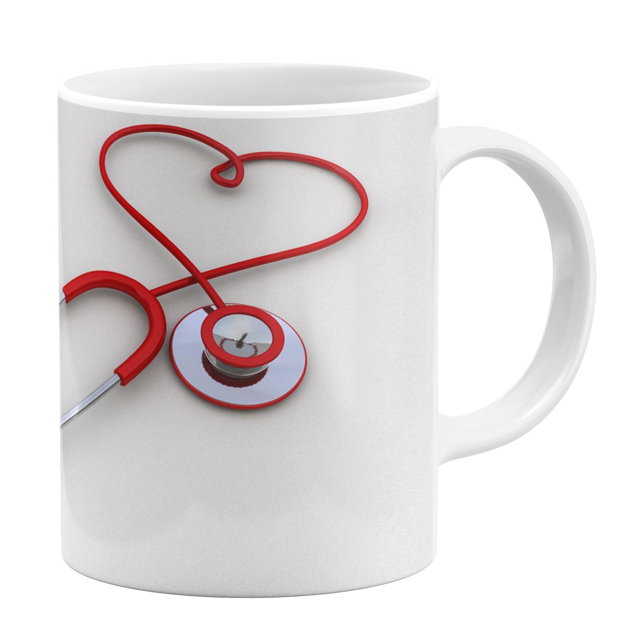 عکس ماگ طرح پزشکی کد 109926