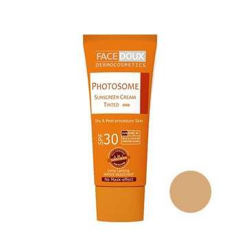 کرم ضد آفتاب فیس دوکس سری Photosome حجم ۴۰ میلی لیتر