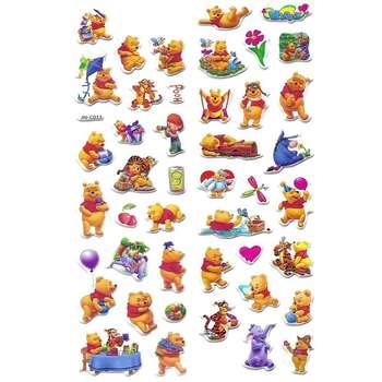 استیکر کودک طرح وینی خرسه مدل Winnie the Pooh - j013