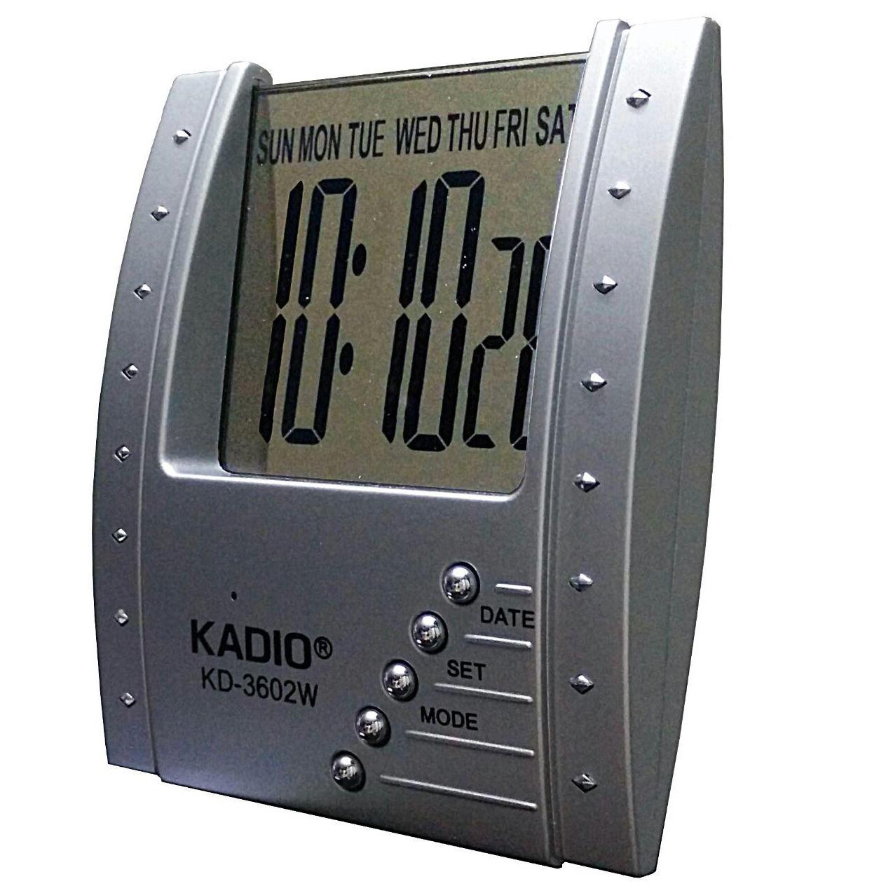 ساعت رومیزی مدلkd3602w