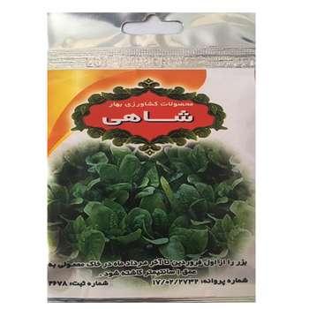 بذر شاهی محصولات کشاورزی بهار کد ck043