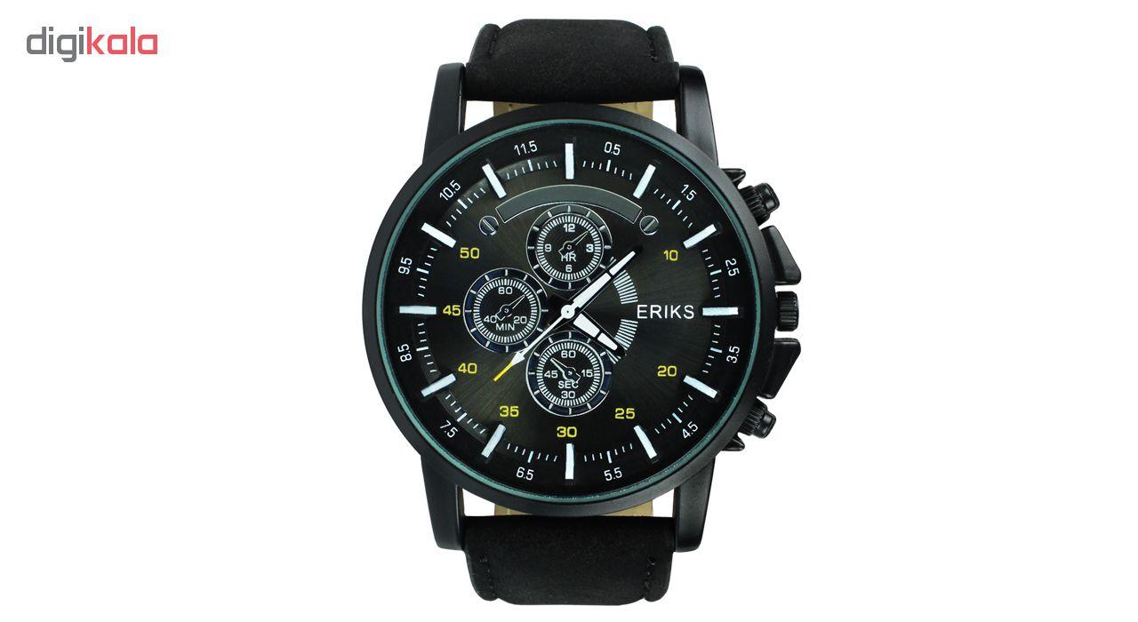 خرید ساعت مچی عقربه ای مردانه اریکس مدل Er-777
