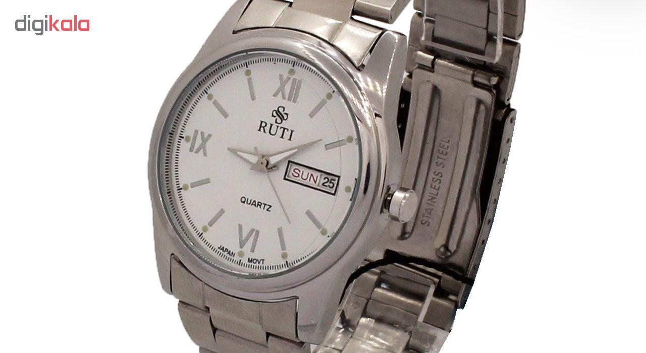 ساعت مچی عقربه ای مردانه روتی مدل MU-0031