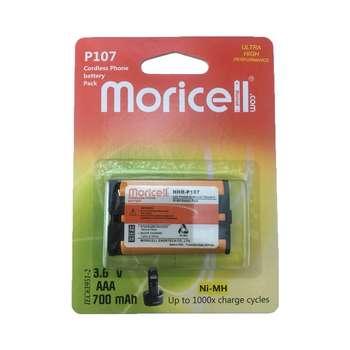 باتری تلفن بی سیم موری سل مدل HHR-P107