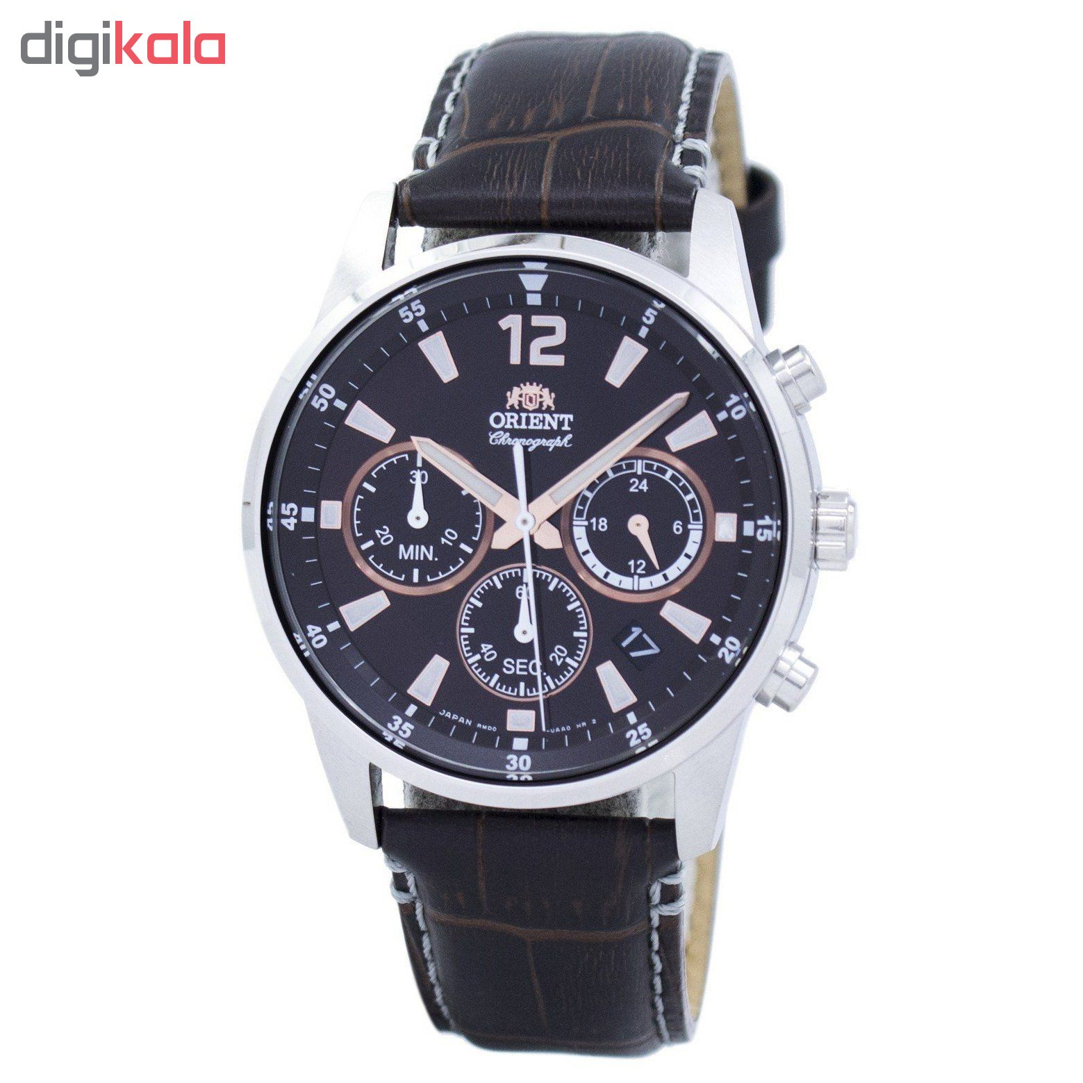 خرید ساعت مچی عقربه ای مردانه اورینت مدل RA-KV0006Y00C