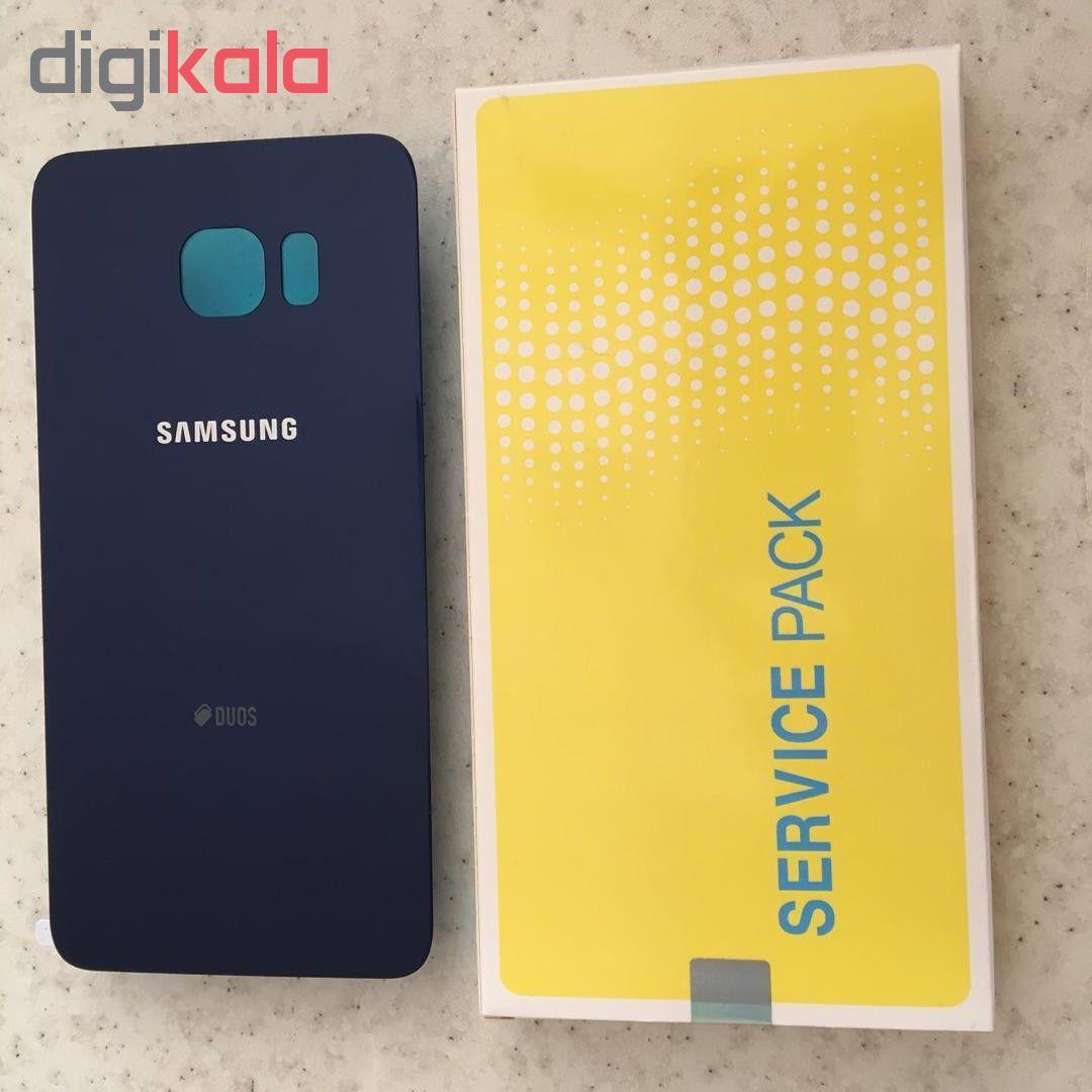 در پشت گوشی مدل 6PD مناسب برای گوشی موبایل سامسونگ Galaxy S6 Edge Plus Duos main 1 2