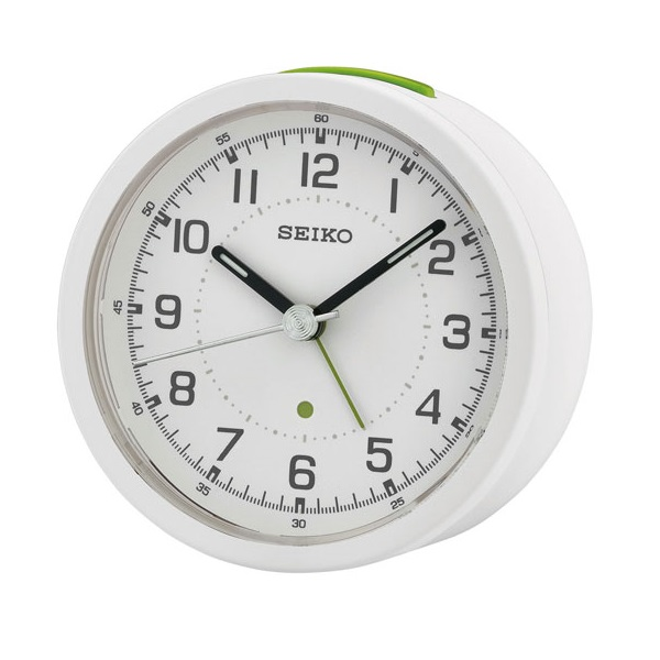 خرید ساعت رومیزی سیکو مدل QHE096N | ساعت مچی