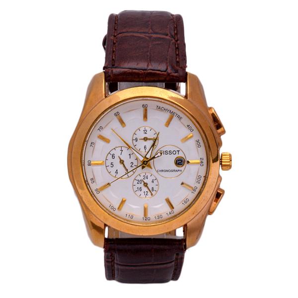 ساعت مچی عقربه ای مردانه مدل T1565GL