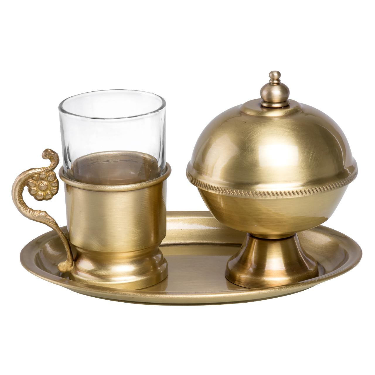 عکس سرویس چای خوری 3 پارچه کد 500