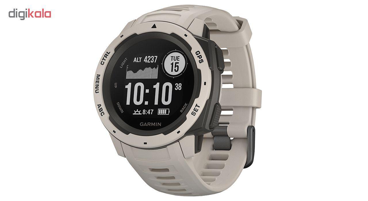 ساعت هوشمند گارمین مدل instinct main 1 11