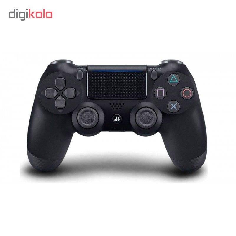 مجموعه کنسول بازی سونی مدل Playstation 4 Slim ریجن 2 کد CUH-2216B ظرفیت 1 ترابایت به همراه 20 عدد بازی  main 1 3