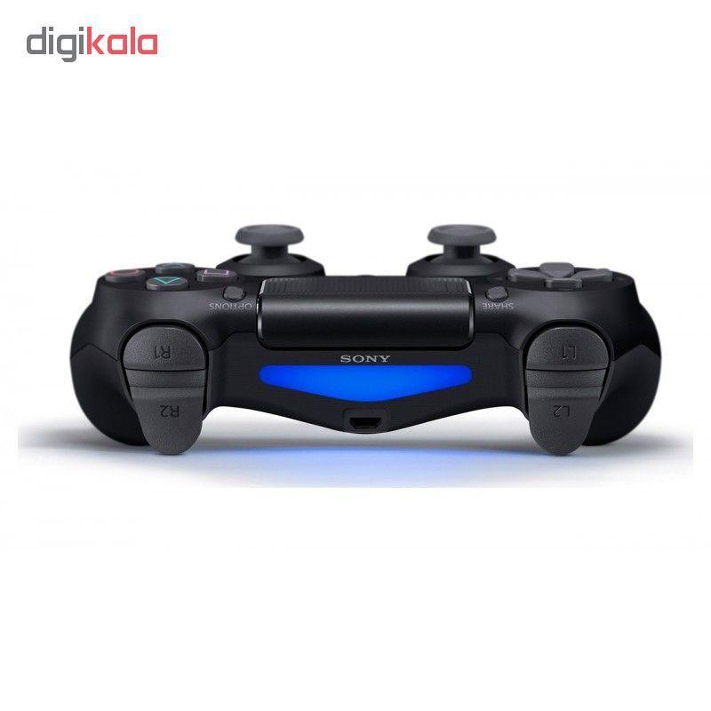 مجموعه کنسول بازی سونی مدل Playstation 4 Slim ریجن 2 کد CUH-2216B ظرفیت 1 ترابایت به همراه 20 عدد بازی  main 1 4