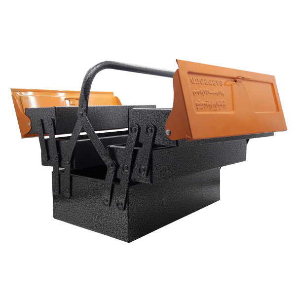 جعبه ابزار فلزی پیام آذر تبریز امیدواری مدل سردرود 303