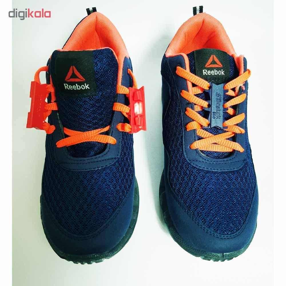 بند کفش مغناطیسی بستاک مدل اِکو E111 رنگ مشکی main 1 18