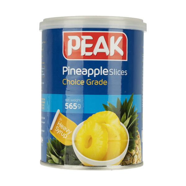 کمپوت آناناس حلقه شده پیک - 565 گرم
