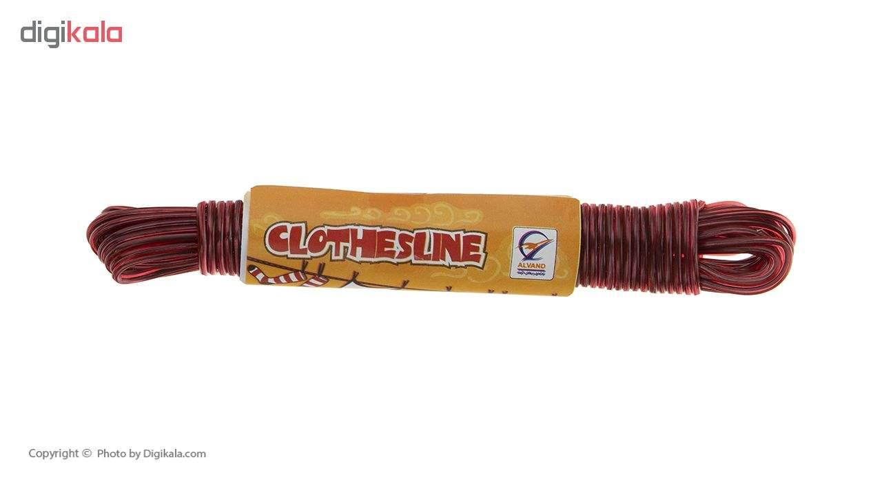 طناب سیمی الوند طول 10 متر main 1 2