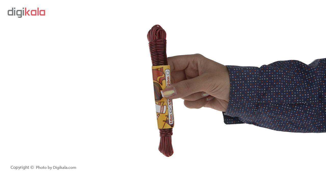 طناب سیمی الوند طول 10 متر main 1 7