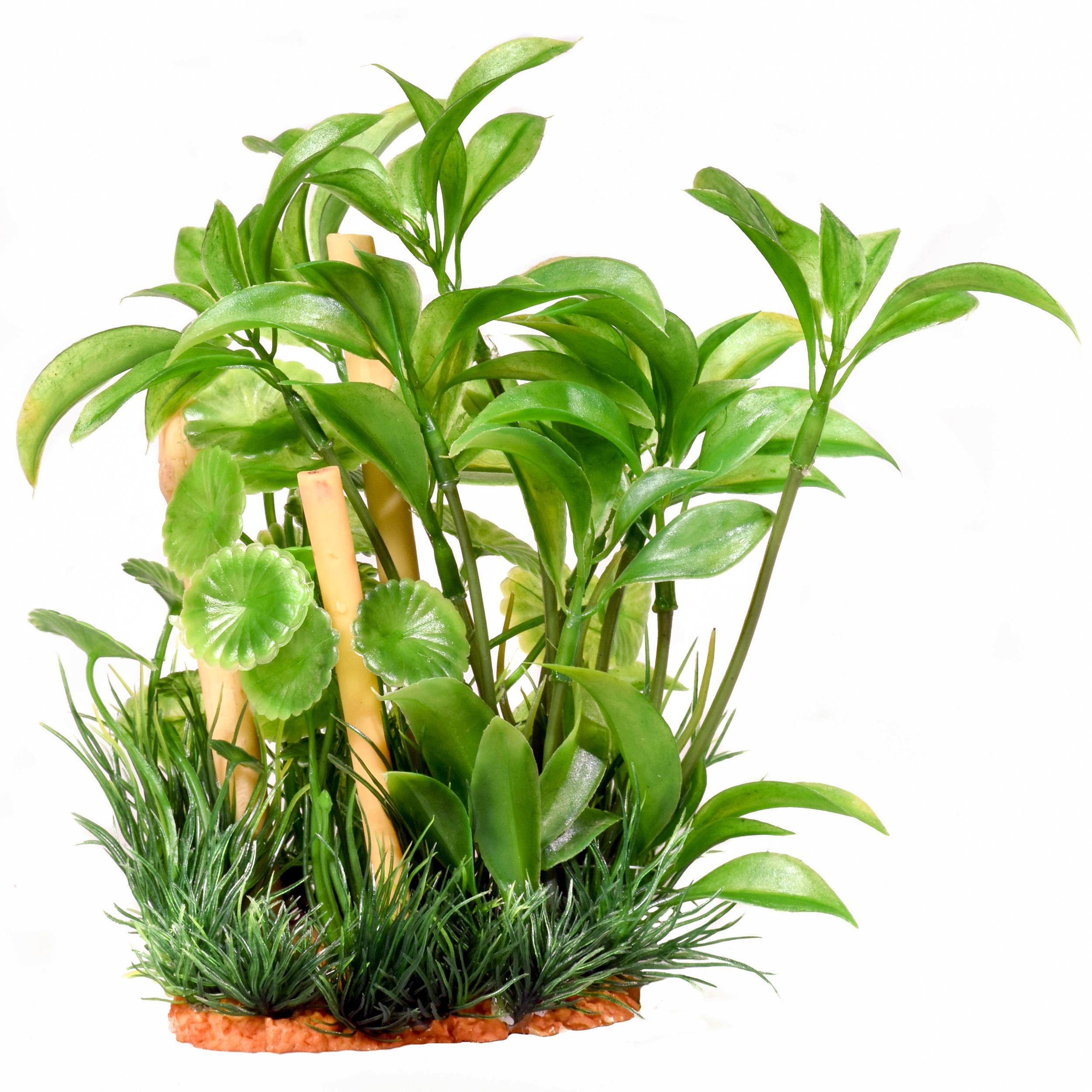 گیاه مصنوعی آکواریوم کد 60502