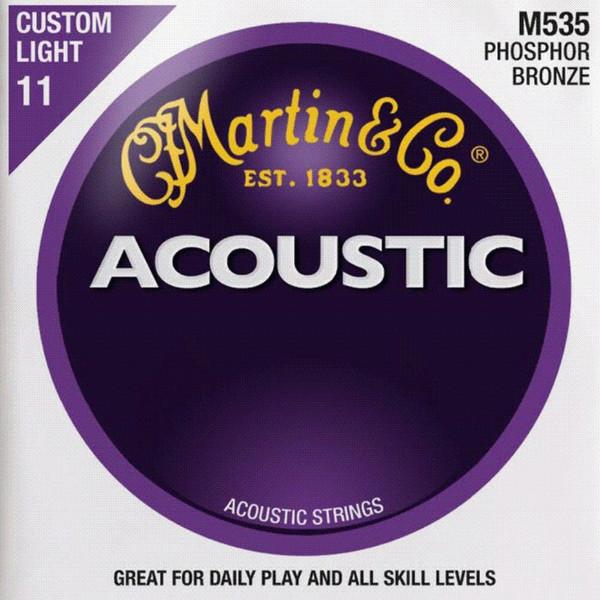 سیم گیتار اکوستیک مارتین مدل M535