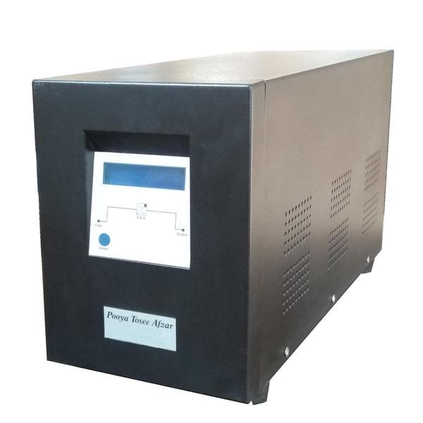 استابلایزر پویا توسعه افزار مدل PARVC5D ظرفیت 5000VA