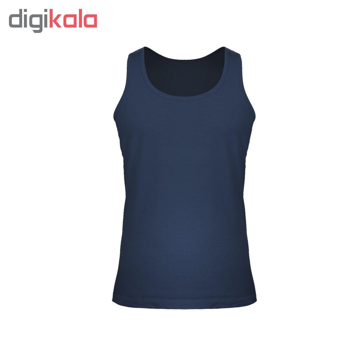 زیرپوش مردانه کیان تن پوش مدل A Shirt Classic BN main 1 2
