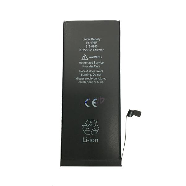 باتری آیفون مدل 0765-616 APN با ظرفیت 2915 میلی آمپر ساعت مناسب برای گوشی موبایل اپل iPhone 6 Plus