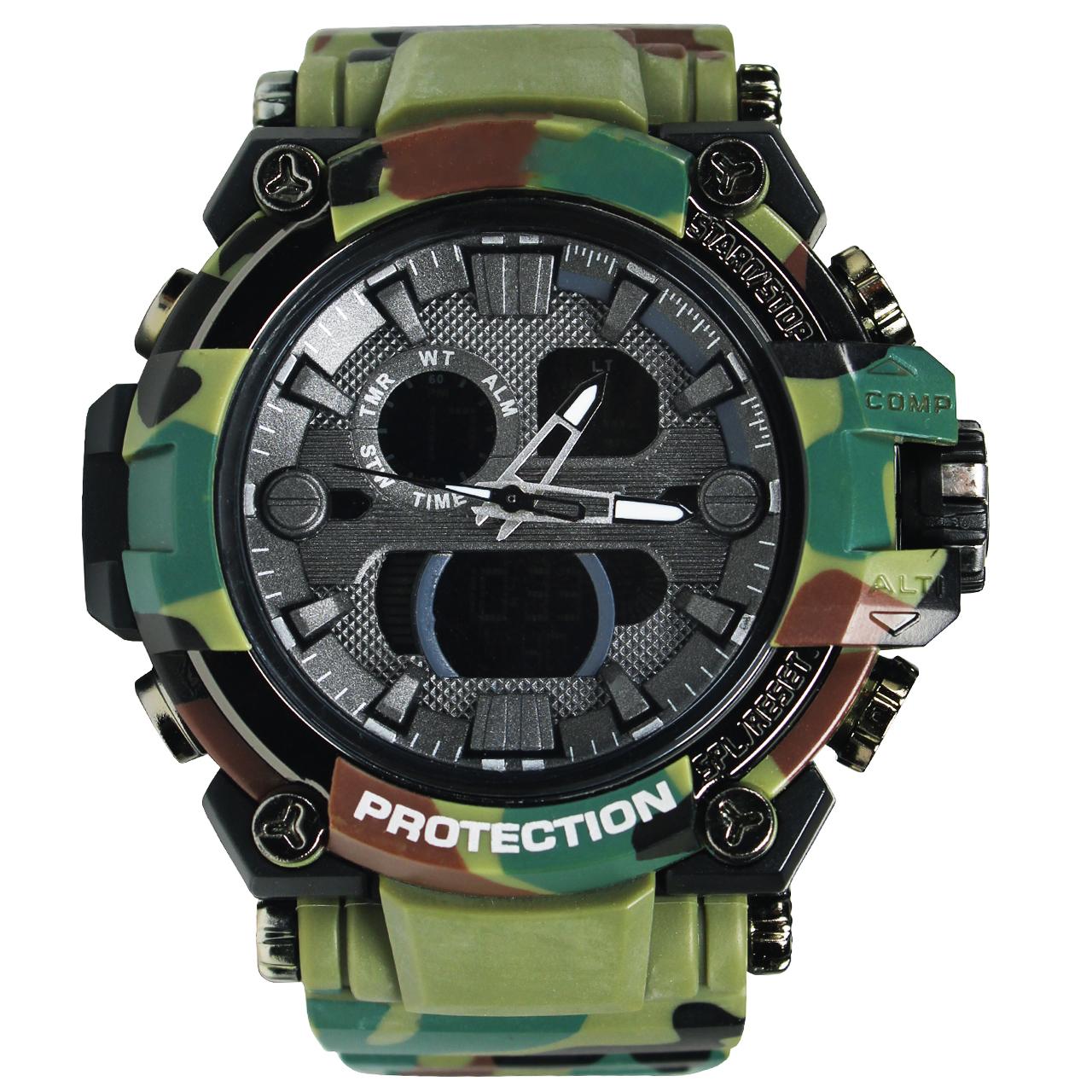 کد تخفیف                                      ساعت مچی عقربه ای مردانه مدل P5-19