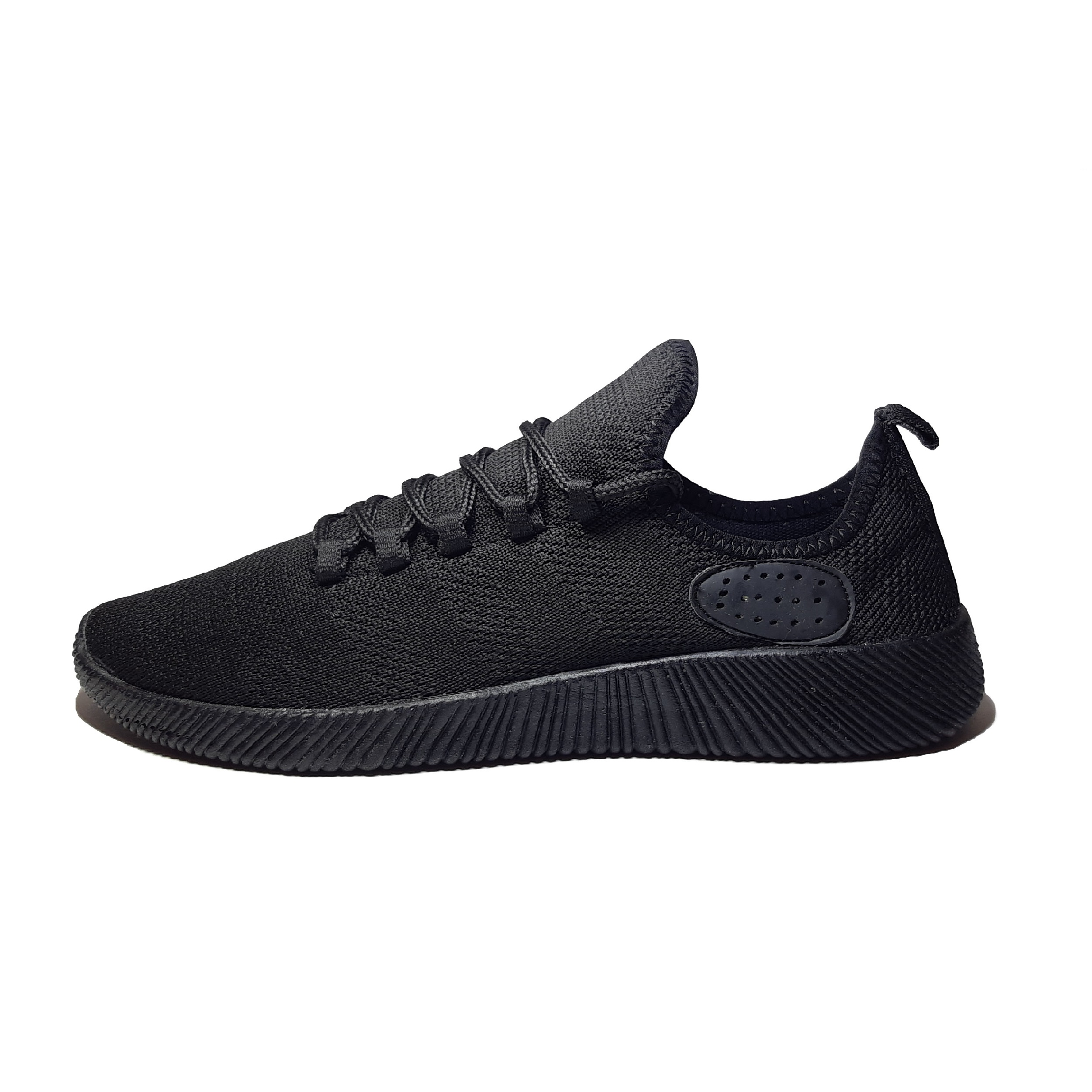 خرید کفش مخصوص پیاده روی زنانه مدل Dharma Black W