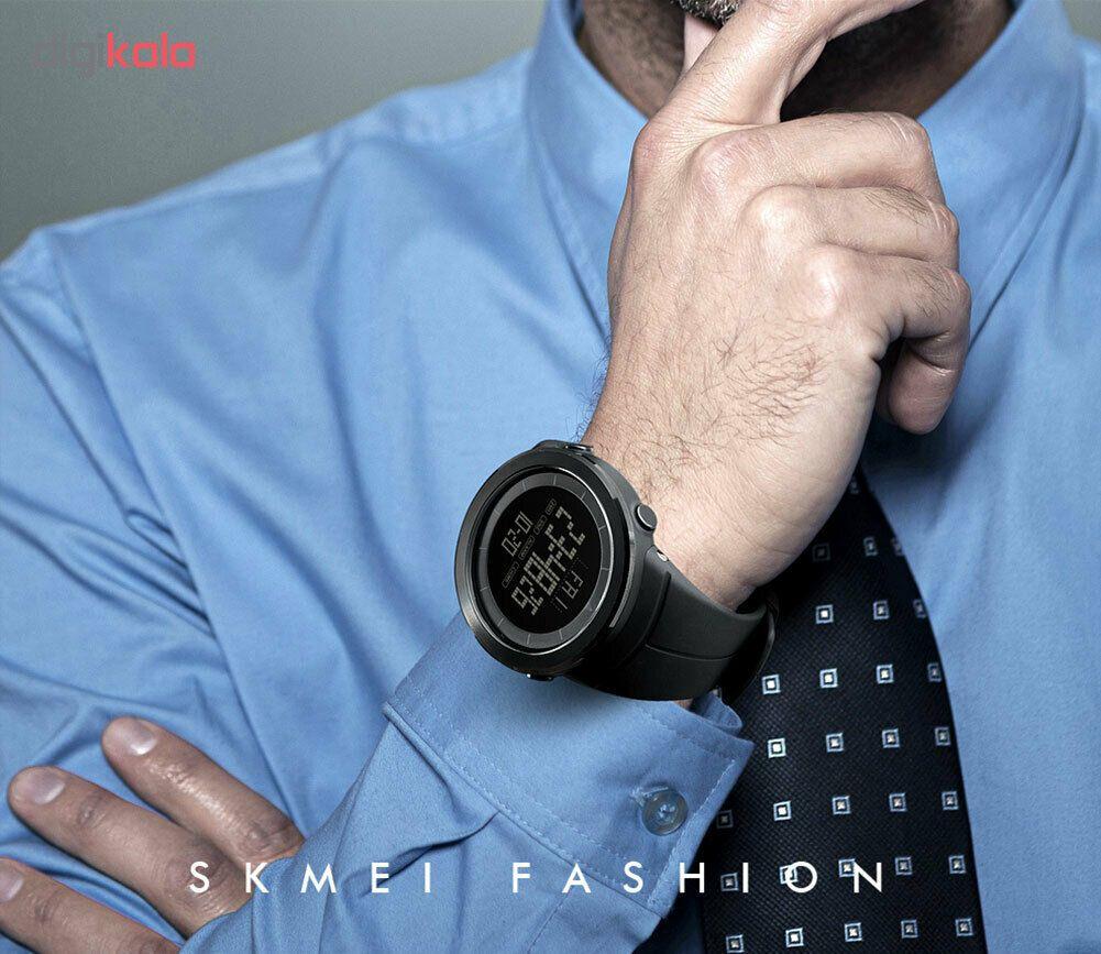 ساعت مچی دیجیتال مردانه اسکمی مدل 1402R