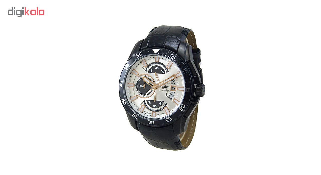 خرید ساعت مچی عقربه ای مردانه ونیز مدل ST2005