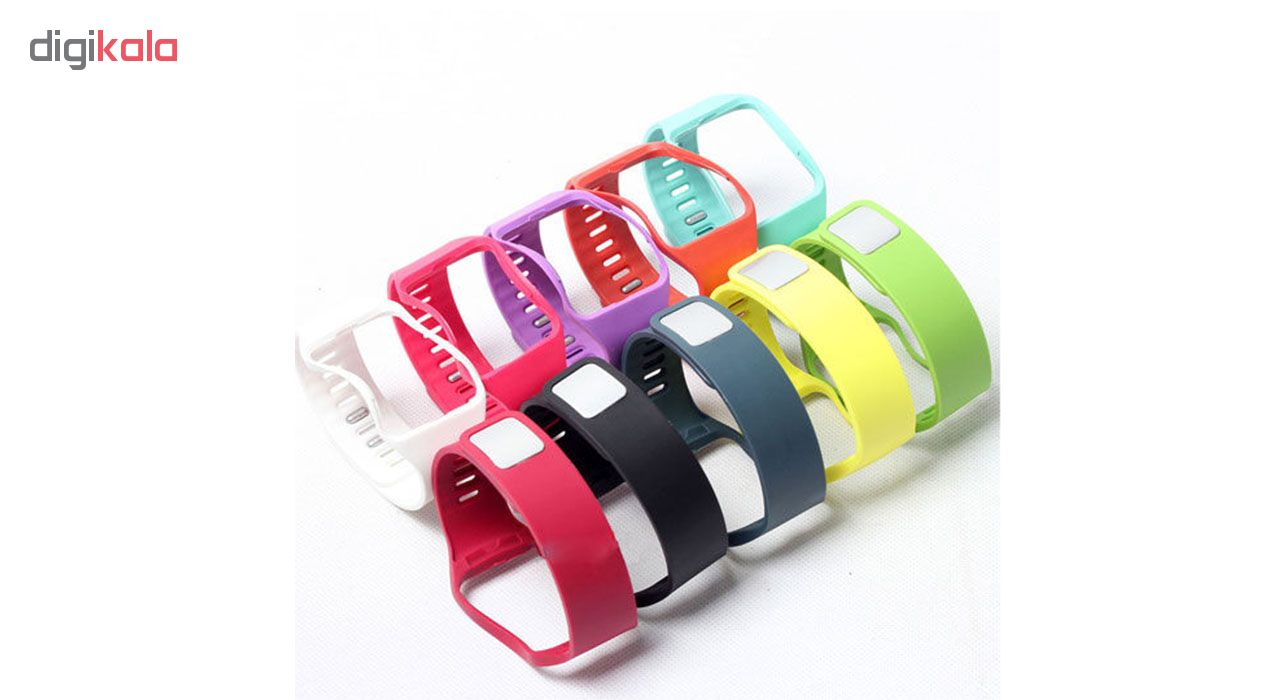 بند ساعت هوشمند مدل R750 مناسب برای ساعت هوشمند سامسونگ Gear S SM-R750