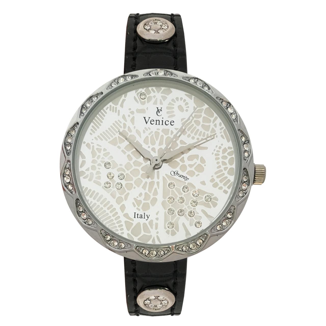 ساعت مچی عقربه ای زنانه ونیز مدل V8151