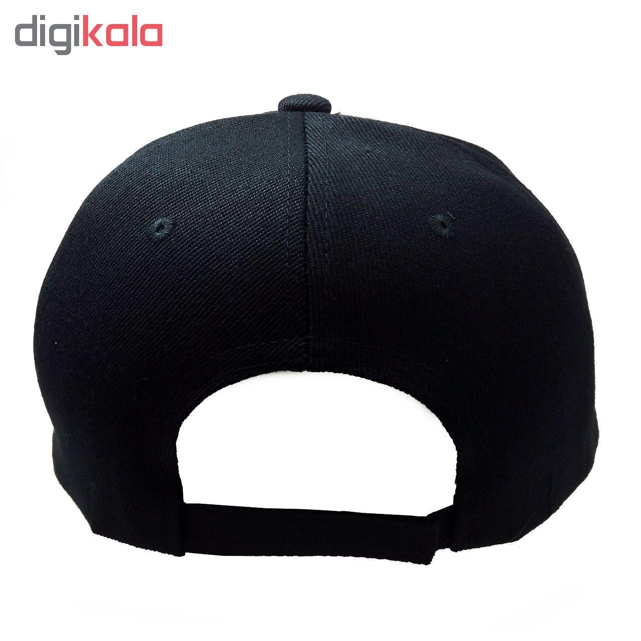 کلاه کپ مردانه کد M100 main 1 5