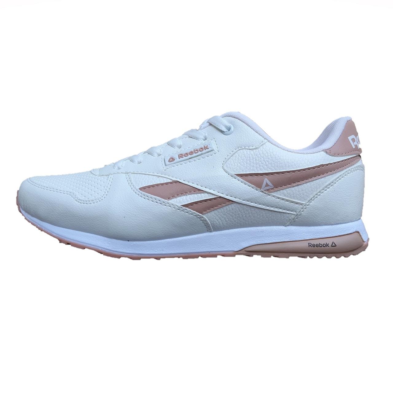 کفش مخصوص پیاده روی زنانه کد 212019 رنگ سفید