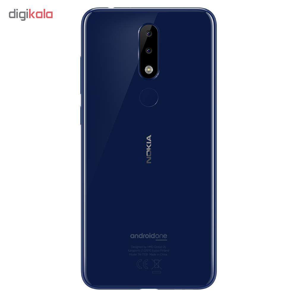 گوشی موبایل نوکیا مدل 5.1Plus دو سیم کارت ظرفیت ۳۲ گیگابایت main 1 3