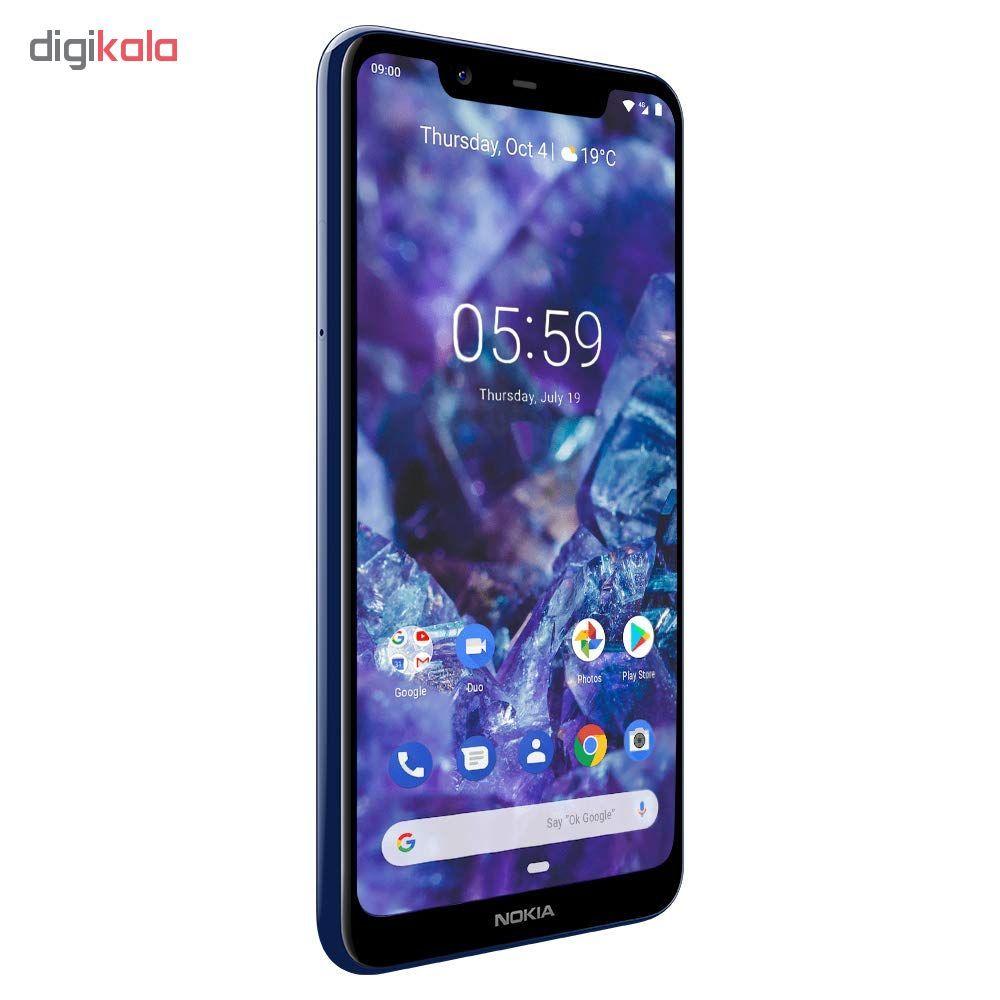 گوشی موبایل نوکیا مدل 5.1Plus دو سیم کارت ظرفیت ۳۲ گیگابایت main 1 6