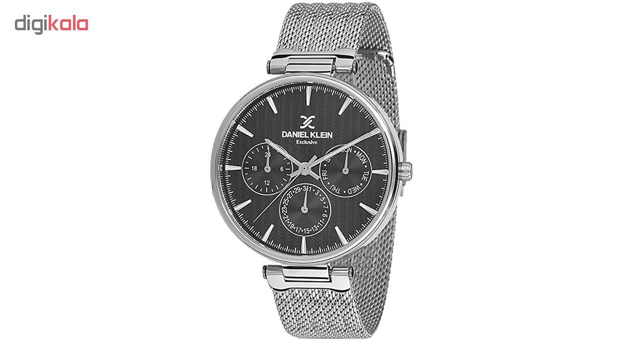 خرید ساعت مچی عقربه ای مردانه دنیل کلین مدل Exclusive DK11688-6