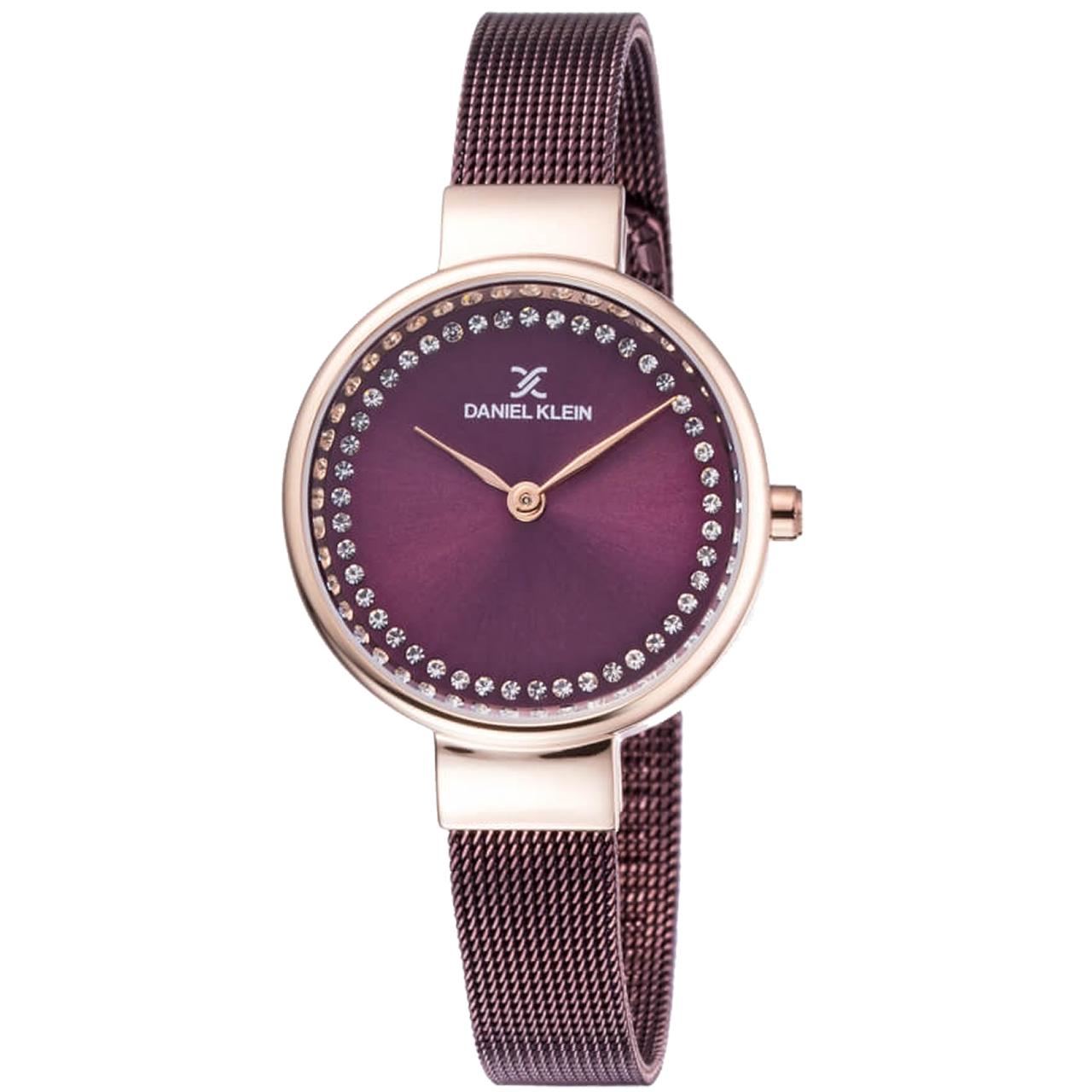 ساعت مچی عقربه ای زنانه دنیل کلین مدل Fiord DK11943-6