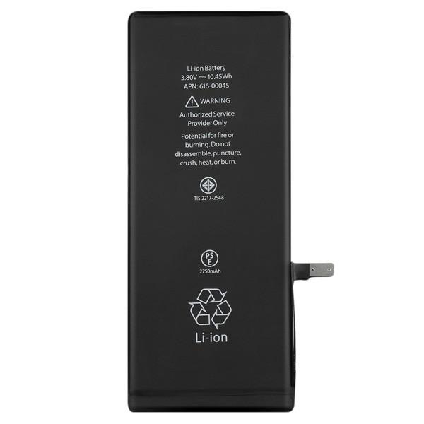 باتری موبایل مدل 00045-616 APN ظرفیت 2750 مناسب برای گوشی موبایل اپل Iphone 6S Plus