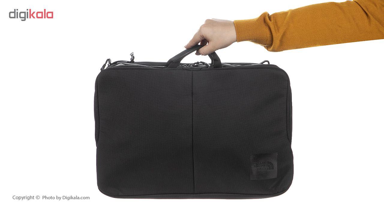 کیف دستی نورث فیس مدل SHUTTEL 3 WAY DAYPACK کد 1