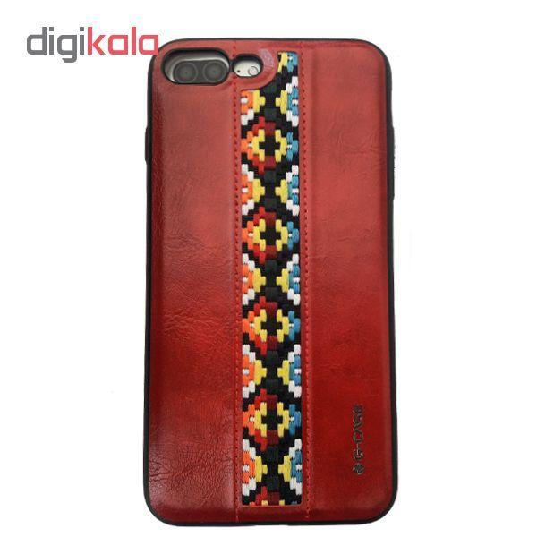کاور جی-کیس مدل Fashion مناسب برای گوشی موبایل iPhone 7 Plus/8 Plus main 1 1