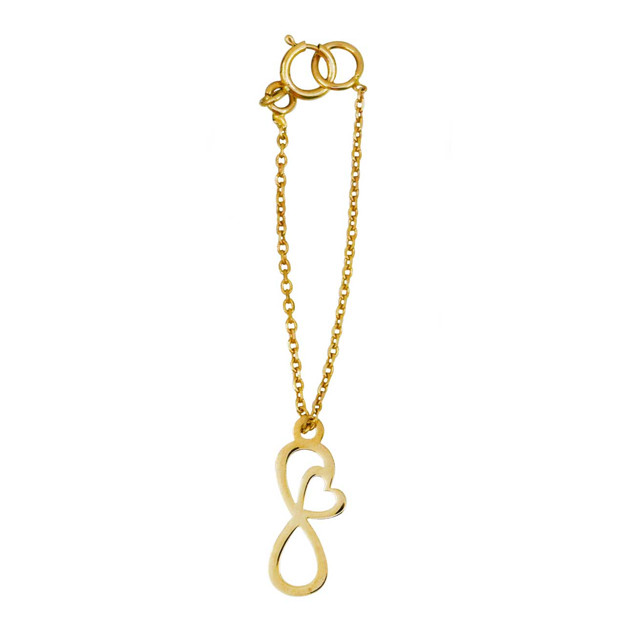 آویز ساعت طلا 18 عیار زنانه کانیار گالری مدل AS191