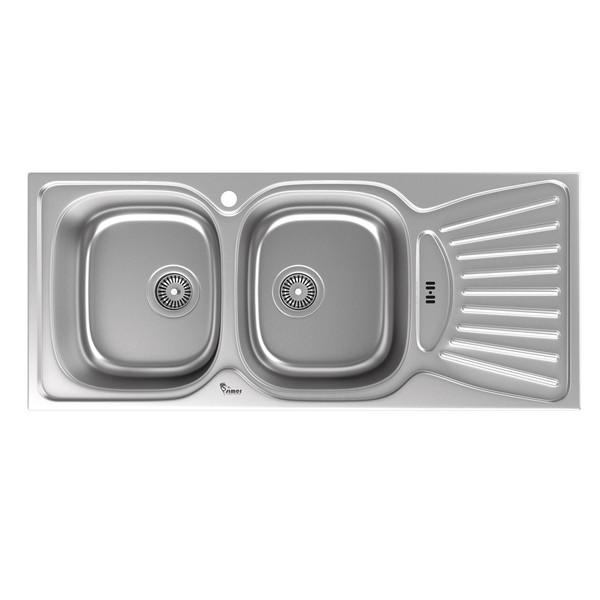 سینک ظرفشویی سیمر مدل S-161